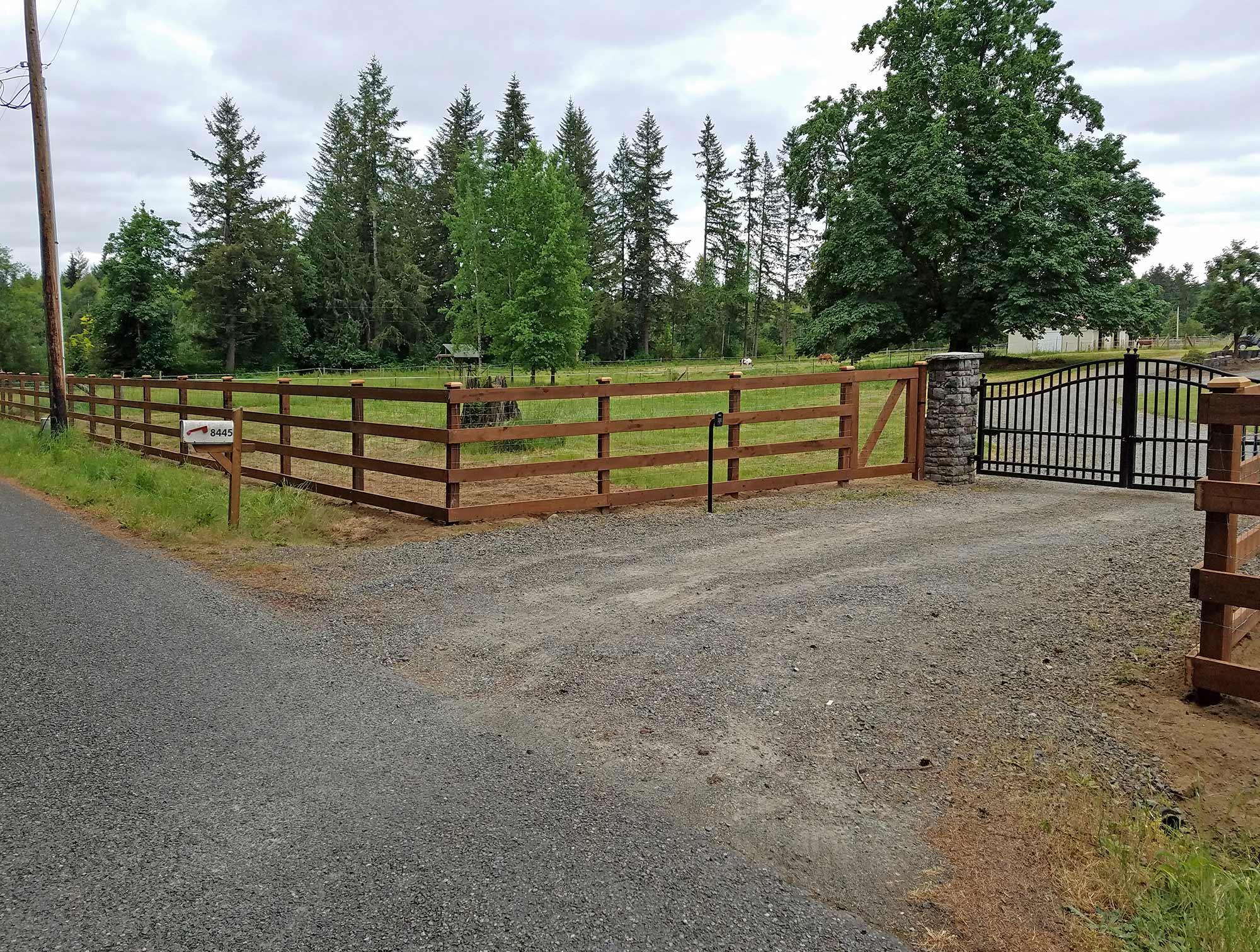 farm fence. farm fence