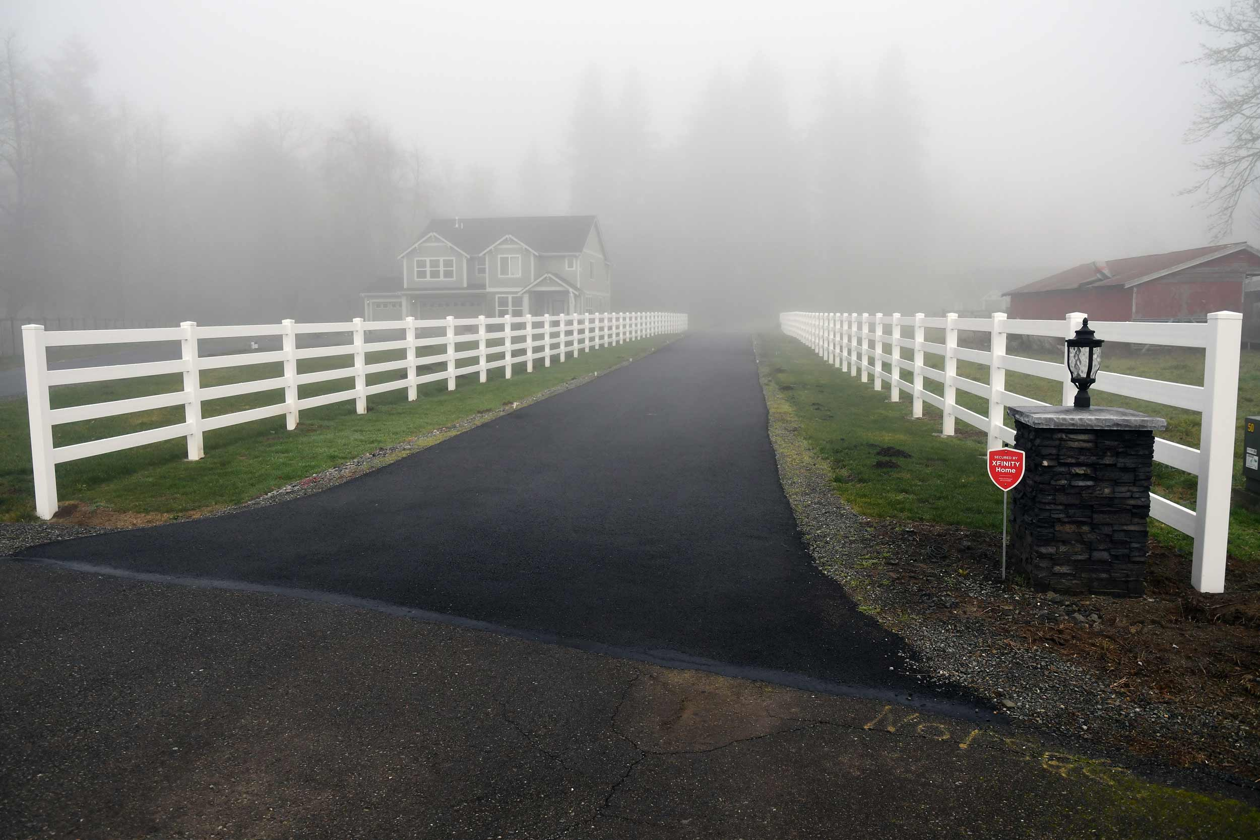 Vinyl Farm Fence For Durability Ajb Landscaping Amp Fence