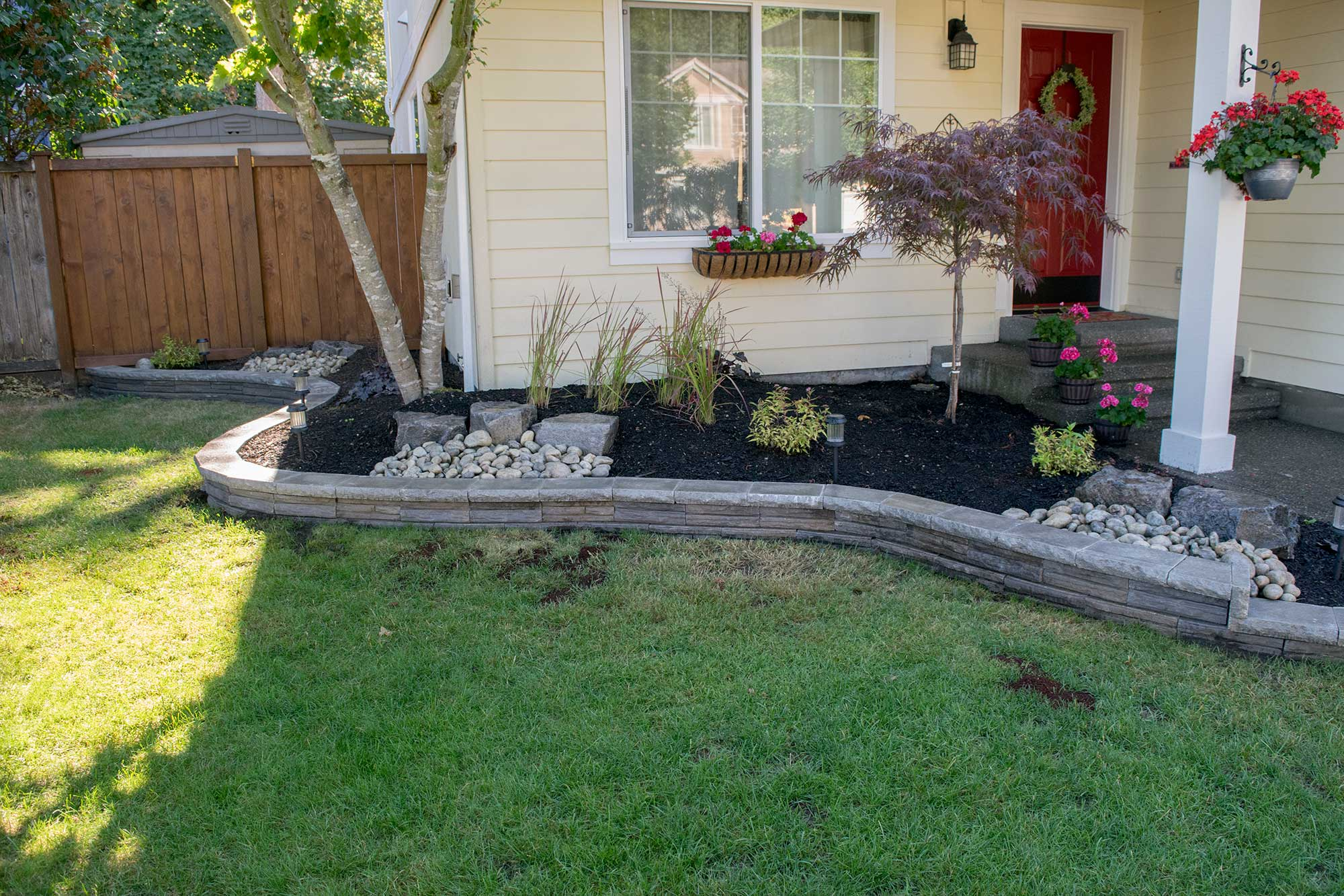 Image Result For Raised Flower Beds