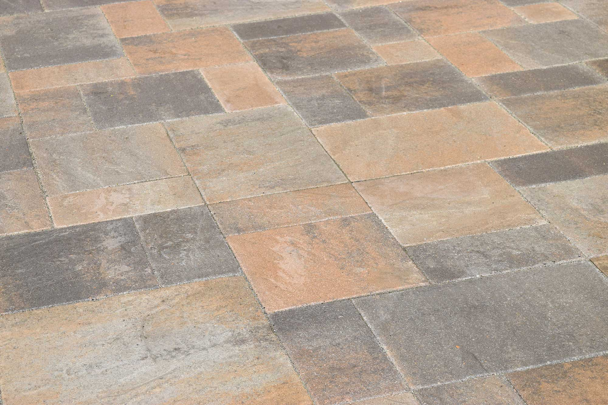 Western Interlock La Pietra Pavers