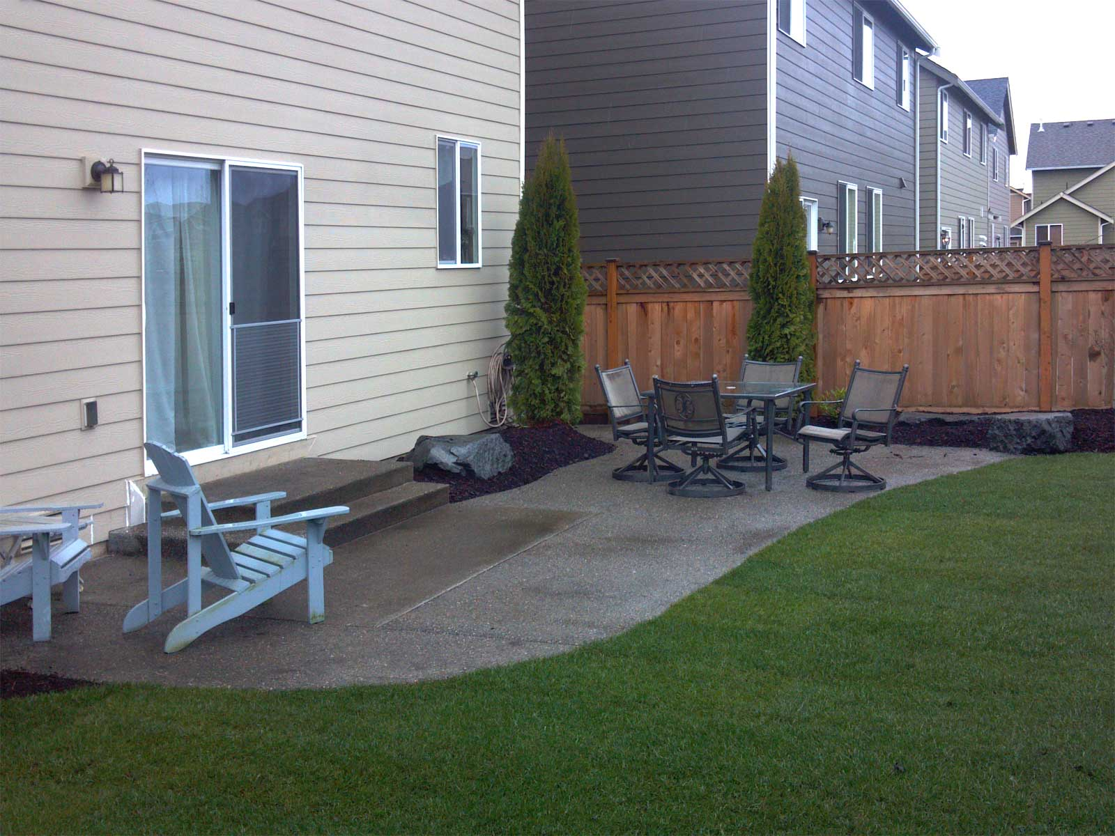 patios AJB Landscaping & Fence