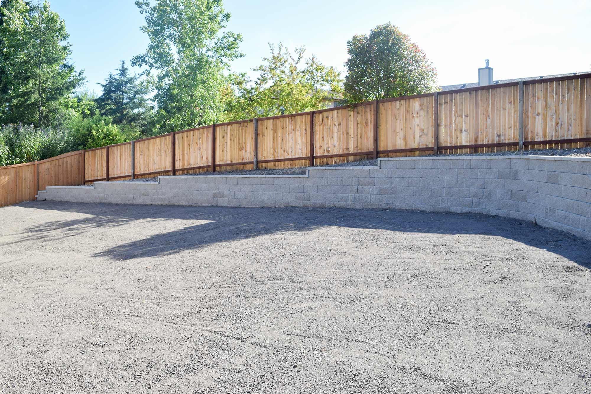 03 retaining wall