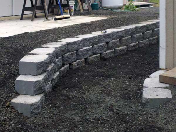 similiar building small retaining walls keywords