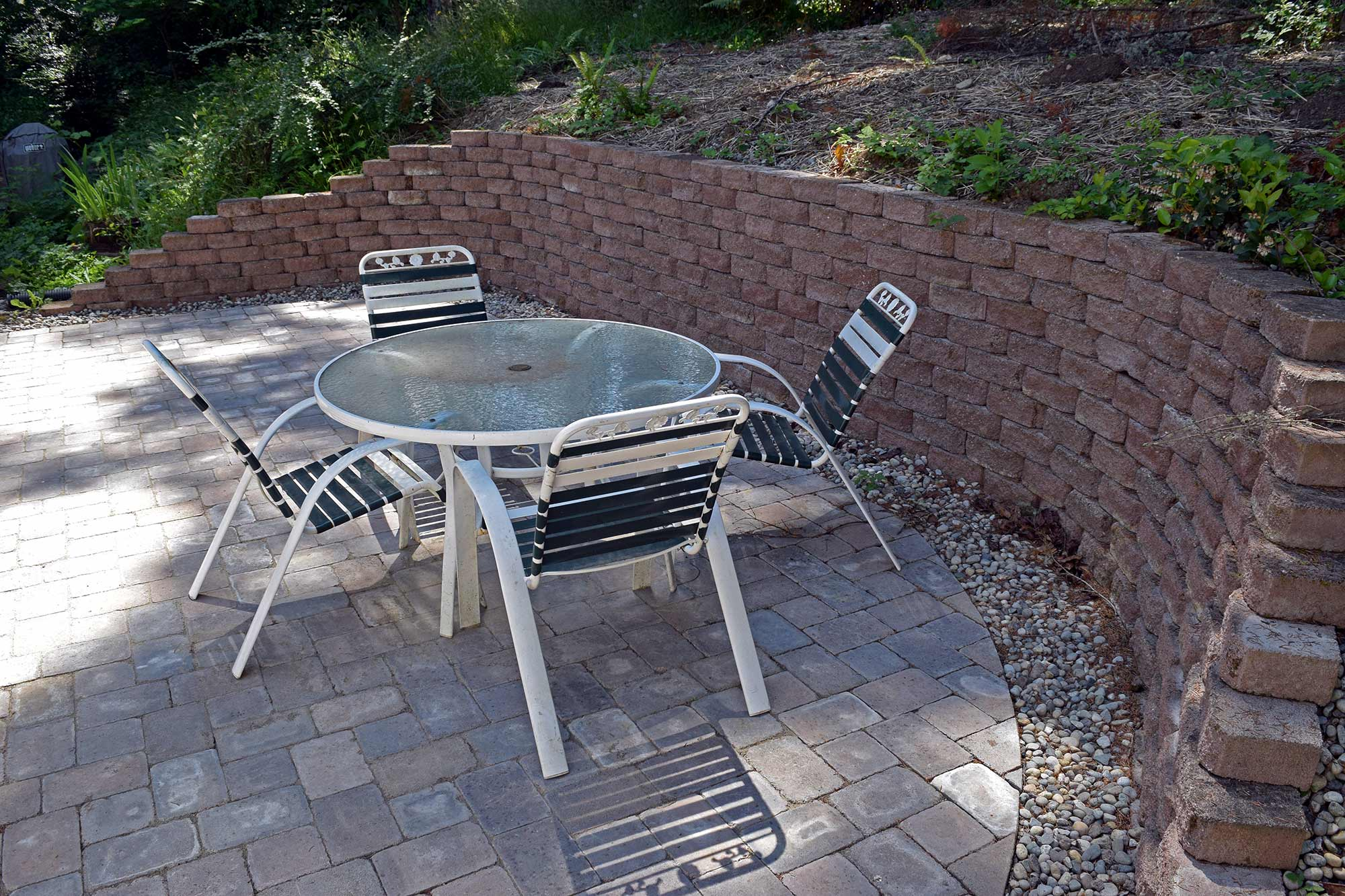 West Olympia Paver Patio Extension Ajb Landscaping Amp Fence