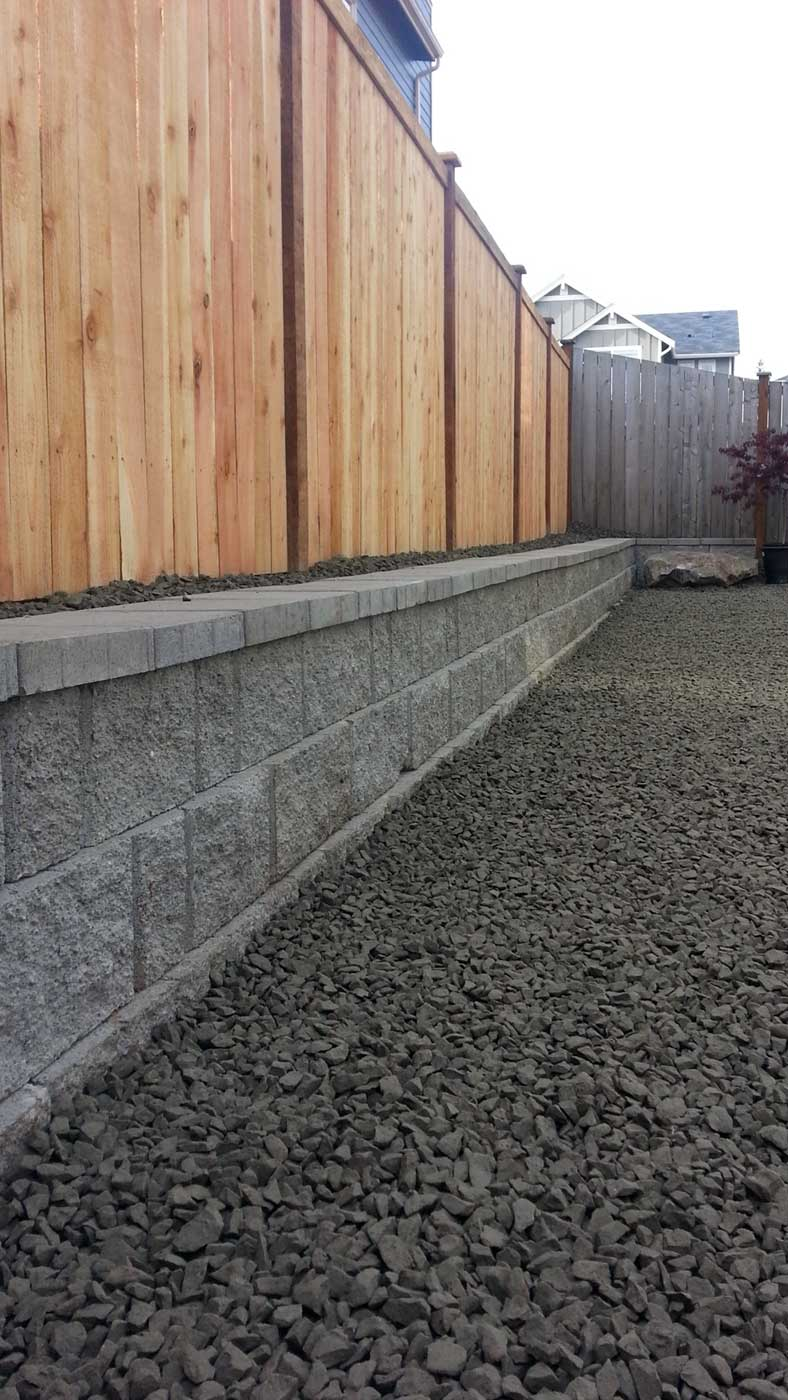 Low Maintenance Landscaping In Tumwater Hill Ajb