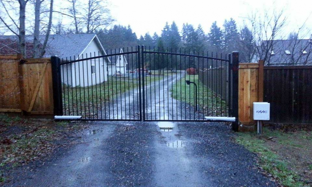 Remote Security Gate Systems