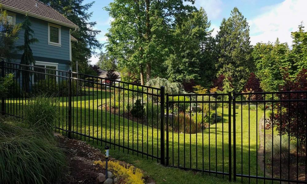 Ornamental Iron Fences